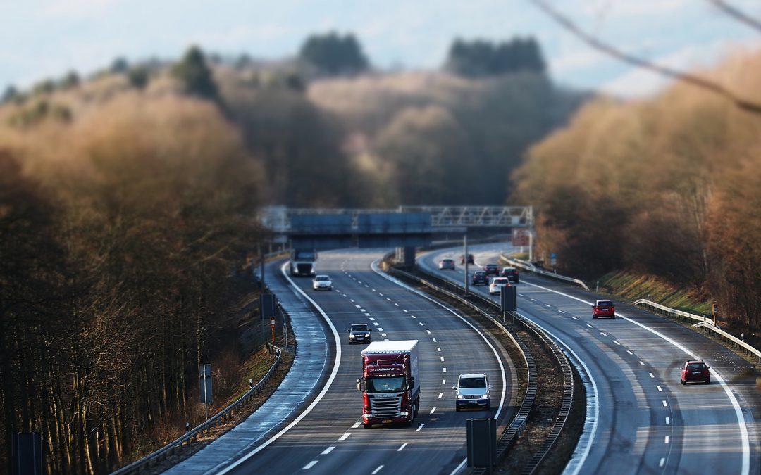 Coraz więcej wypadków na autostradach!