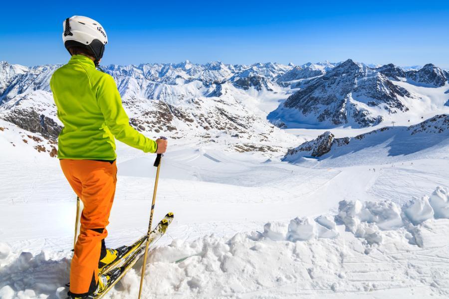 Jednodniowy, bezpieczny wypad na narty
